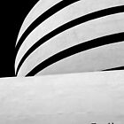 Guggenheim - NYC by James Howe