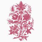 Flower Motif by Zehda