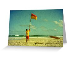 Declaration of Summer Greeting Card
