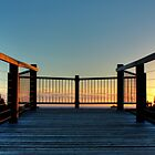 Sunset Lookout - Great Ocean Road by Wendy  Meder
