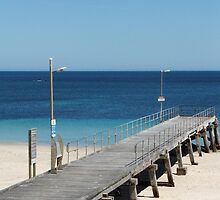 Jetty To Blue by ScenerybyDesign
