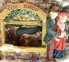 The Toy Shop by Madonna McKenna