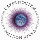 Carpe Noctem Earth by Zehda