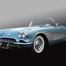 Corvette Classics by Bill Dutting
