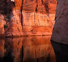 Antelope Canyon, Lake Powell by Wilson Wyatt  Photography