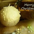 Candle Christmas Card by janrique