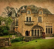 The Great Hall Montsalvat by Angie Muccillo