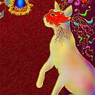 'ROMEO CAT'  Impetuous Fire, Ice and Desire. by luvapples downunder/ Norval Arbogast
