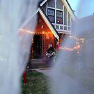Halloween in Suburbia by Alexander Greenwood