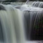 Upperville Falls - Panorama by Stephen Beattie
