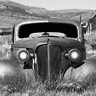 """""""GHOST CAR"""" by William Moore"""