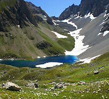 Apsoi's lake - Val Maira - Cn - Italy- July 09 by Bru66