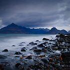 Moody Elgol Dawn by Christopher Thomson