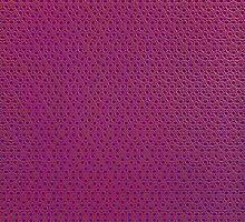 Silicon Atoms Purple  by atomicshop