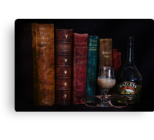 A good night in ... Canvas Print