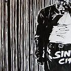 Sin city marv by scribbletits