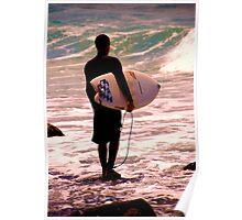 SERENITY SURF Poster