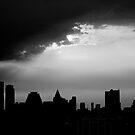 City Skyline by Paul Moore