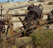 Machinery of the Past by Vicki Pelham