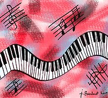 Music Moves Me by Julie Everhart