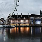 London Eye by Richard Shepherd