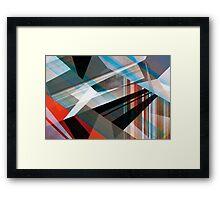 Vicky Framed Print