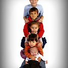 Totem Pole Kids by Tamara Brandy