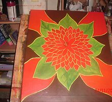 Flame Flower by thepainter