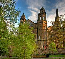 St. Cuthbert's Church by Tom Gomez
