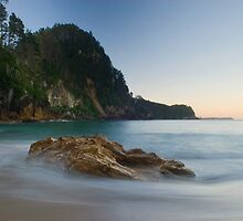 Pokohino Beach, Coromandel by Paul Mercer