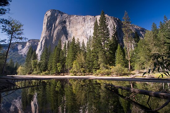 El Capitan by Michael Treloar