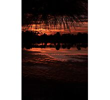 Sweet Darkness Photographic Print