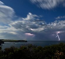 LIGHTNING OVER BASS STRAIT by Yanni