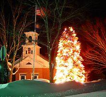 Mason Christmas Tree by altalt08