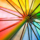 Rainbow Umbrella 1 by jdreamer