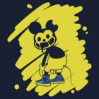 Mickey Melted by Boz Beckmann