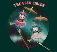The Fleas Circus - The Tightrope Walker Fleas Sisters T-Shirt