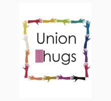 Hugs not Thugs by Platypusboy