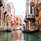 Italy - Venice by Lawrence Henderson
