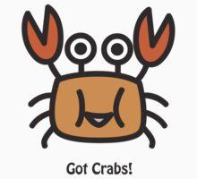 305 Got Crabs by Andrew Gordon