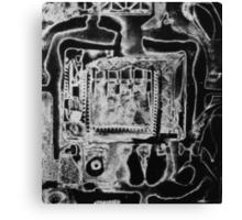 Desiring Machine Canvas Print