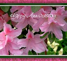 Happy Anniversary card by longdistgramma