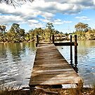 Wyong River by rossco
