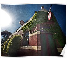 Farmers Arms - Daylesford Poster