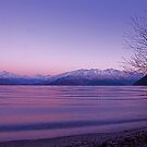 Lake Wanaka Sunrise by chriso