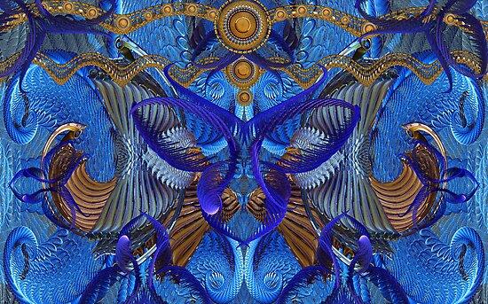 Vishnu by Desirée Glanville