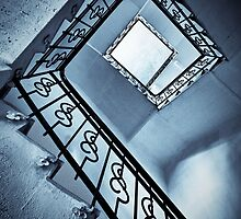 Upstairs by Lidija Lolic