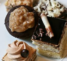 Chocolate Goodies Boston Bar by kimberlytm
