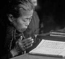 Read  scriptures , TAIWAN by yoshiaki nagashima