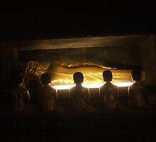 Budda Worship by davidleahy